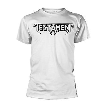 Testament Bay Area Thrash Official Tee T-Shirt Unisex