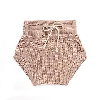 Kaiya Angel Baby Sweeter Bloomers Unisex Baby Diaper Cover Infant Girls Summer Solid Color Bloomers  Baby Shorts In Stock