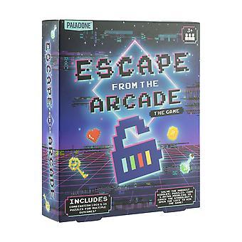 Escape From The Arcade Fun Herausfordernde Familie und Party Escape Room Brettspiel