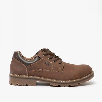 ريكر 14020-26 رجال تناسب واسعة أحذية براون