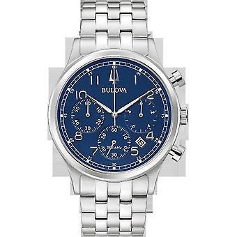 Bulova - Armbanduhr - Herren - CLASSIC - 96B358