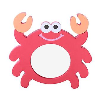 Cartoon Animal Fram Mirror-toy For Baby Swimming Floats