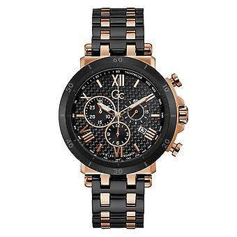 GC Y44007G2MF Insider Chronograph Ceramic Wristwatch