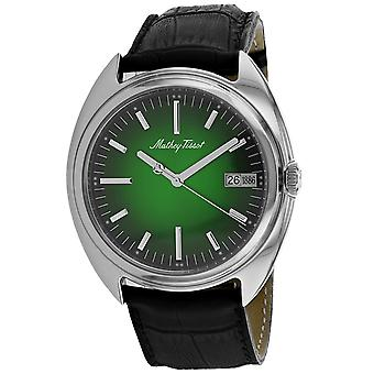 Mathey Tissot Men's Classic Green Dial Watch - EG1886AV
