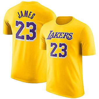 Los Angeles Lakers T-shirt Sports Top DX025