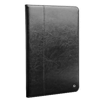 Qialino Luxury Leather Smart Case Case IPad Pro 12,9 pouces (2020 / 2018) - Noir