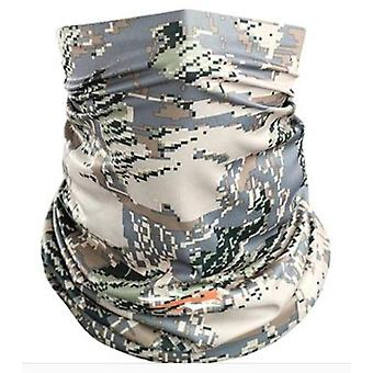 Hunting, Men Core Neck Gaiter Camouflage, Lightweight, Ultra-breathable, Men