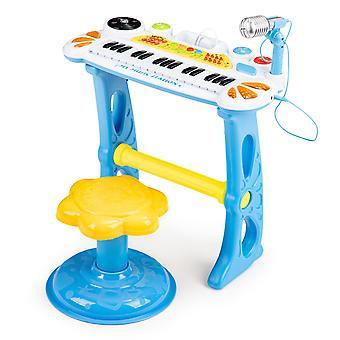 SpielzeugTastatur - Klavier mit MP3-Mikrofon - 45x21x60 cm