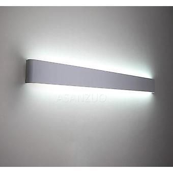Suorakulmion led-seinävalaisin, sconces-valo olohuoneeseen