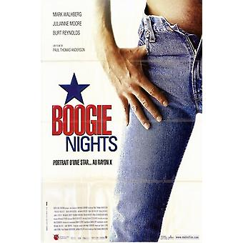 Boogie Nights elokuvajuliste (11 x 17)