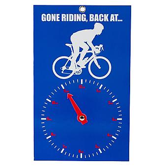 Gone Riding Clock Face - Roadies
