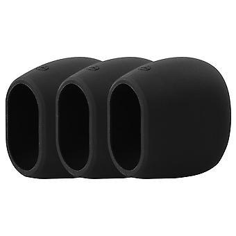 3 pakkaus silikoninnahat Arlo-kameroille Turvallisuus Säänkestävä Uv-kestävä kotelo