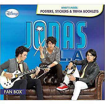 Jonas L.A. Fan Box With Poster and Trivia Booklets Hardcover