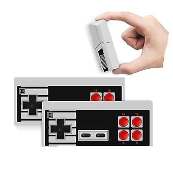 Mini Wireless Game Console Suport Av Ieșire Dual Gamepads (y2 Pro)