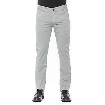 PT Torino men's grey trousers