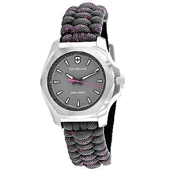 Swiss Army Women's I.N.O.X. Silver Dial Watch - 241771
