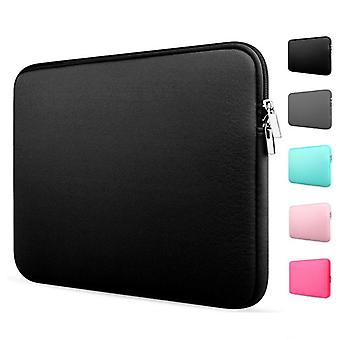 Zipper Computer Sleeve Case For Macbook Laptop Air Pro Retina 11 12 13 14 15