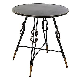 Boční stůl Dekodonia Mager Metal (70 x 70 x 75 cm)