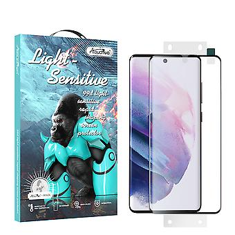 Samsung S21 Plus Screen Protector 99D Nano Glass