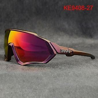 Ιππασία ποδηλασία γυαλιά ηλίου Mtb πολωμένα γυαλιά αθλητικής ποδηλασίας γυαλιά