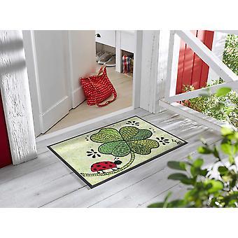 tvätt+torr dörrmatta tur på alla stigar 50 x 75 cm tvättbar smutsmatta