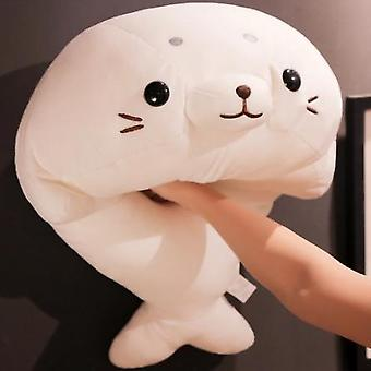 Stuffed Sea Lion Plush Toy Soft Pillow Kawaii Cartoon Animal Seal Toy Doll For Kids Lovely Chilren's Gift