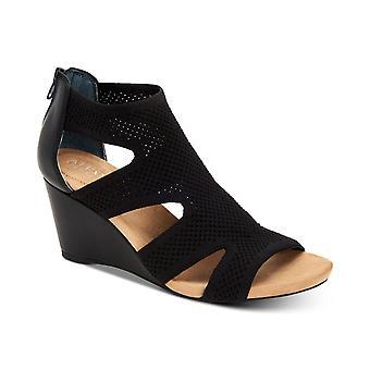 Alfani Womens Pennii Open Toe Casual Platform Sandals