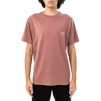 Herren T-shirt carhartt wip s/s Tasche T-shirt i022091.0ae