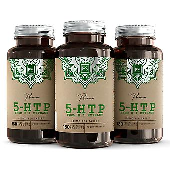 5-HTP (400mg) 180 Tablets