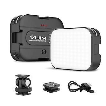 VIJIM VL100C Mini Vidéo LED Light 6W CRI95 3200K-6500K Dimmable stepless