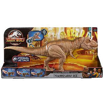 Jurassic World Epic Roarin' Tyrannosaurus Rex for Ages 4+