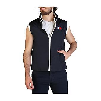 Tommy Hilfiger -BRANDS - Abbigliamento - Giacche - MW0MW04948-403 - Uomo - nero,bianco - M