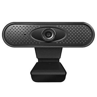 1080P HD USB Webcam Tietokone Web-kamera Sisäänrakennettu mikrofoni Drive-free Web Cam kannettavalle pöytätietokoneelle
