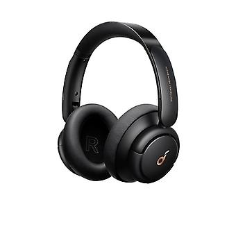 Hybrid active noise cancelling headphones with multiple modes, hi-res sound, 40hr playtime