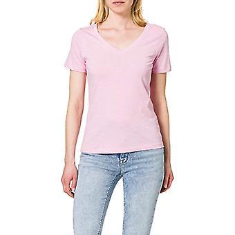 edc by Esprit 011CC1K328 T-Shirt, 673/pink 4, XS Women