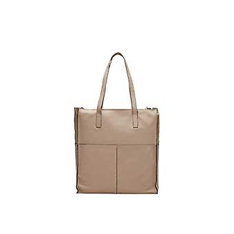 s.Oliver 201.10.104.30.300.2101025, نساء حقيبة التسوق, بيج, 1