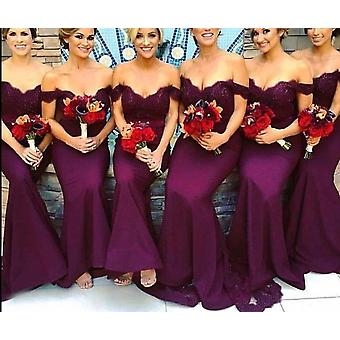 Off The Shoulder Bridesmaid Dresses ( Set 1)