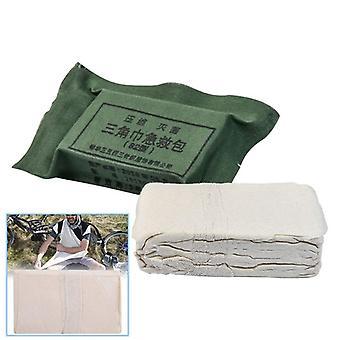 الجيش ضغط تدريب القوات 82 مثلث منشفة ضمادة