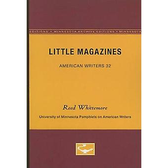 Little Magazines  American Writers 32 by Reed Whittemore
