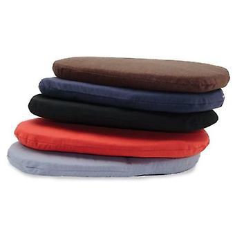Yagu Coussin ovale rouge de Domus pour les lits Domus en plastique