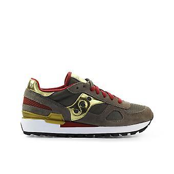 Saucony Shadow Original Brown Gold Sneaker