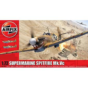 Airfix A02108 Supermarine Spitfire Mk.Vc 1:72 Mallisarja