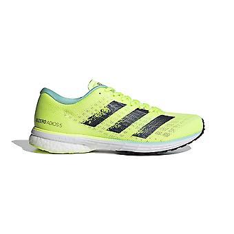 adidas Adizero Adios 5 Women's Road Running Shoes, Hi Res Yellow