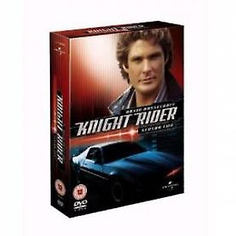 Knight Rider: Dvd-skiva i serie 2