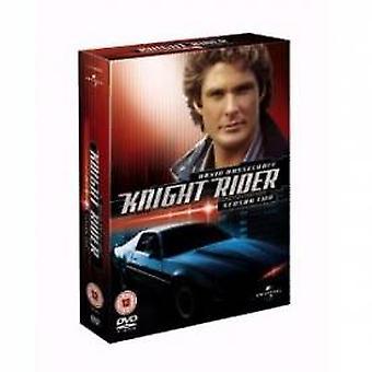 Knight Rider: Series 2 DVD