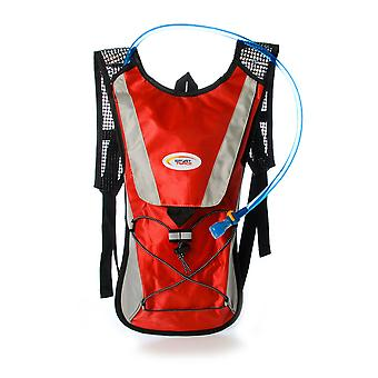 Multi function hydration backpack