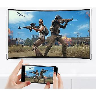 Curved Screen Led Tv, Android Os, Wifi Smart Television