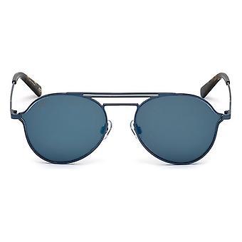 Solglasögon för män WEBBGLASÖGON WE0230-90X Blå (ø 56 mm)
