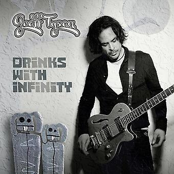 Geoff Tyson - Drycker med Infinity CD