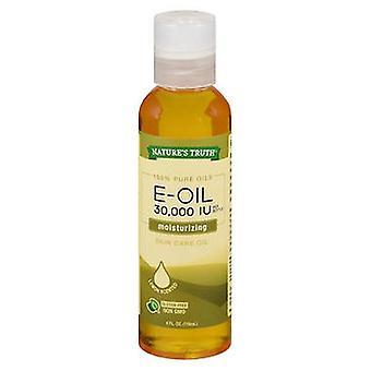Nature's Truth Nature'S Truth E-Oil Skin Care Oil Lemon Scented, 30000 IU, 4 Oz